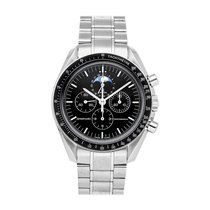 Omega Speedmaster Professional Moonwatch Moonphase Steel 42mm Black No numerals United States of America, Pennsylvania, Bala Cynwyd