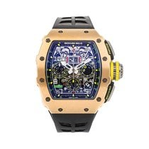 Richard Mille RM 011 Titanium 49mm Arabic numerals United States of America, Pennsylvania, Bala Cynwyd