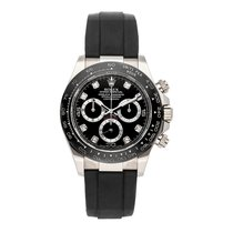 Rolex Daytona White gold 40mm Black No numerals United States of America, Pennsylvania, Bala Cynwyd