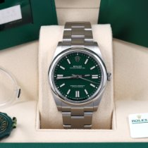 Rolex Oyster Perpetual 124300 New Steel 41mm Automatic