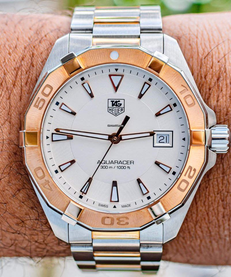 TAG Heuer Aquaracer 300M WAY1150.BD0911 pre-owned