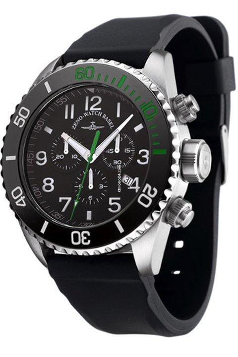 Zeno-Watch Basel 6492-5030Q-a1-8 2012 новые