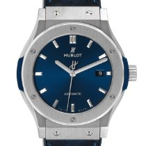 Hublot Classic Fusion Blue Titanium 42mm Blue United States of America, Georgia, Atlanta