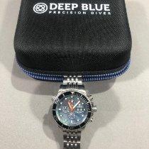 Deep Blue Steel 45mm Quartz U284592-00003-04168 new United States of America, California, whittier
