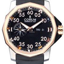 Corum 947.931.05.0371 Złoto/Stal Admiral's Cup Competition 48 48mm używany