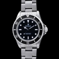 Rolex Submariner (No Date) Acciaio 40mm Nero Senza numeri Italia, arezzo