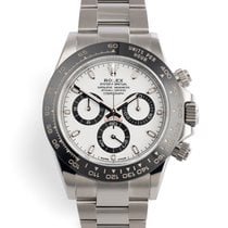 Rolex Daytona Steel 40mm White United Kingdom, London