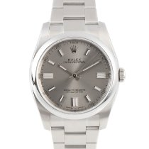 Rolex Oyster Perpetual 36 Steel 36mm Silver