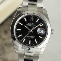 Rolex Datejust 126300 Sehr gut Stahl 41mm Automatik Deutschland, Chemnitz