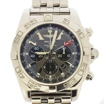 Breitling Chronomat GMT AB0410 Very good Steel 47mm Automatic