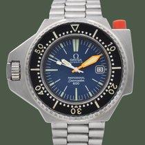 Omega Seamaster PloProf Steel 45mm Blue No numerals