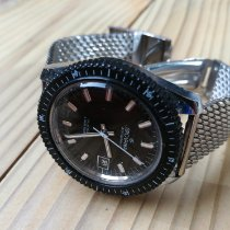 Grovana Steel 39mm Automatic pre-owned