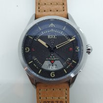 REC Watches Steel 41mm Automatic SPB149J1 new