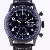 Breitling Navitimer 8 Steel 43mm Black Arabic numerals