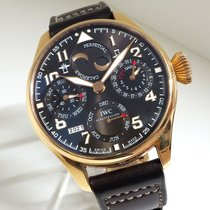 IWC 5026-17 Red gold 2011 Big Pilot 46mm pre-owned