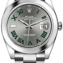 Rolex Datejust Steel 41mm Silver Australia