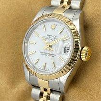 Rolex 79173 Or/Acier 1999 Lady-Datejust 26mm occasion