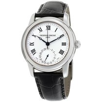 Frederique Constant Manufacture Classic 42mm Silver Roman numerals United States of America, New Jersey, Somerset