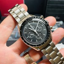 Omega Speedmaster Professional Moonwatch Steel 42mm Black No numerals United States of America, Florida, West Palm Beach