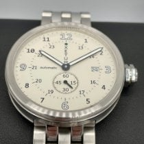 Xetum Steel 44mm Automatic pre-owned United States of America, Florida, Pompano Beach