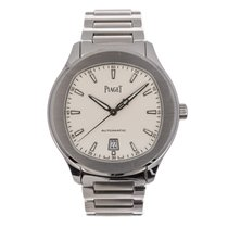 Piaget Polo S pre-owned 42mm Date