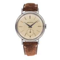 Jaeger-LeCoultre Steel 35.2mm Manual winding pre-owned United States of America, Florida, Hallandale Beach