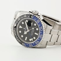 Rolex GMT-Master II 116710BLNR Very good Steel 40mm Automatic United States of America, New Jersey, Oradell