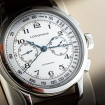 Longines Heritage L2.730.4 Very good Steel 47mm Automatic