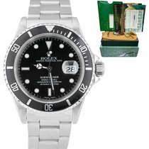 Rolex Submariner Date Steel 40mm Black United States of America, New York, Massapequa Park