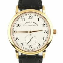 A. Lange & Söhne Rose gold 38.5mm Automatic Saxonia pre-owned United States of America, New York, Lynbrook