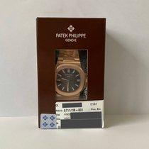 Patek Philippe 5711/1R-001 Pозовое золото 2021 Nautilus 40mm новые