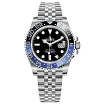 Rolex GMT-Master new 2021 Automatic Watch with original box and original papers 126710BLNR
