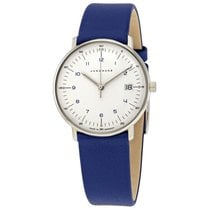 Junghans max bill Ladies Steel White United States of America, Indiana, Indianapolis