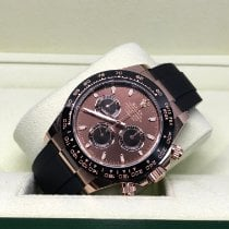 Rolex Rose gold Automatic Brown 40mm new Daytona