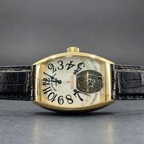 Franck Muller Evolution Желтое золото 35.2mm Cеребро