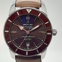 Breitling Superocean Heritage II 46 AB202033/Q618 Zeer goed Staal 46mm Automatisch