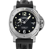 Panerai Luminor Submersible Steel 44mm Black Arabic numerals United States of America, Maryland, Baltimore, MD