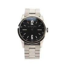 Bulgari Solotempo Steel 37mm Black United States of America, New York, New York
