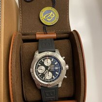 Breitling Colt Chronograph Automatic Steel 44mm Black No numerals United States of America, New Jersey, Upper Saddle River