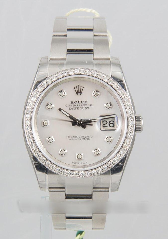 Rolex Datejust 126200 2021 new