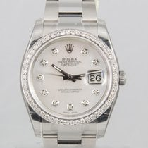 Rolex Datejust Steel 36mm Mother of pearl No numerals United States of America, California, Newport Beach