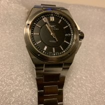 IWC Ingenieur Automatic Steel 40mm Black No numerals United States of America, Massachusetts, Shrewsbury