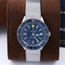 Breitling Superocean Heritage 42 Steel 42mm Blue No numerals United States of America, California, Los Angeles