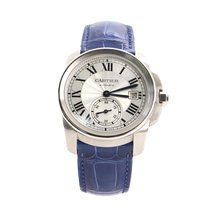 Cartier Calibre de Cartier Steel 38mm Silver United States of America, New York, New York