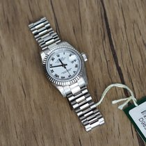 Rolex Lady-Datejust White gold 26mm White United States of America, California, Sunnyvale