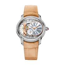 Audemars Piguet Millenary Ladies White gold 39.5mm Mother of pearl Roman numerals United States of America, Texas, Laredo