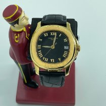 Patek Philippe 5060J Yellow gold 1996 Aquanaut 35mm pre-owned