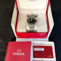 Omega Seamaster Planet Ocean Steel 43.5mm Black Arabic numerals United Kingdom, London