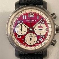 Chopard Mille Miglia Titanium 40mm Red Arabic numerals
