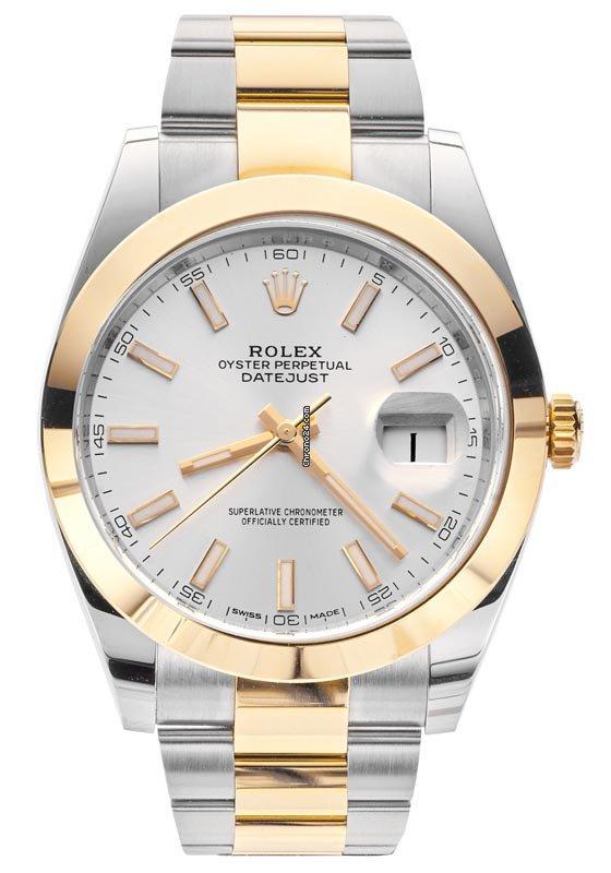 Rolex Datejust 126303 2021 nieuw